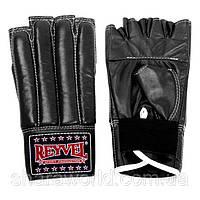 REYVEL Перчатки снарядные Special / кожа / Цвет: красный, черный, синий, фото 1