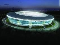 «Донбасс Арена» — футбольный стадион в Донецке