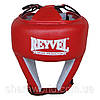 Шлем боксерский Reyvel / кожа (1) / размер: L / Цвет: красный, синий, черный, белый