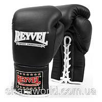 Reyvel Перчатки для бокса Pro на шнуровке 12oz, фото 1