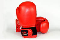 Боксерские перчатки PowerPlay 3004 Red, фото 1