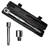 Динамометрический ключ 1/2 28-210 Нм INTERTOOL  XT-9007