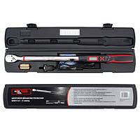 Динамометрический ключ электронный 1/2 68-340 Нм INTERTOOL XT-9021