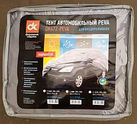 Тент авто внедорожник PEVA M 440*185*145 <ДК>