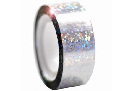 Обмотка обруча Pastorelli Diamond 11м 00243 серебро