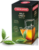 Пакетированный чай TEEKANNE зеленый чай Сенча
