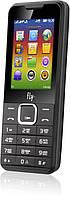 Мобильный телефон Fly FF243 Black официальная гарантия