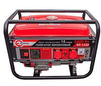 Генератор бензиновый 2.4 кВт 4-х тактный INTERTOOL DT-1122