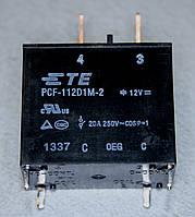 Реле электромеханическое  PCF-112D1M-2;  12VDC