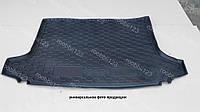 Коврик в багажник Dacia Logan MCV (2013->) премиум резино-пластик (A-Gumm)