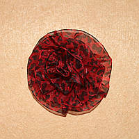 Цветок из органзы 3901-1, фото 1