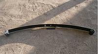 Лист рессоры №1 задней Газель 2-х листовая рессора с сайлентблоком 1588 мм (производство ЧМЗ)