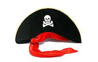 Шляпа Пирата - образ на Хэллоуин!