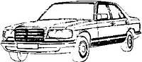 Mercedes 126