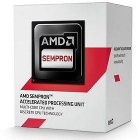 Процессор AMD Sempron X4 3850 AM1 BOX (SD3850JAHMBOX)