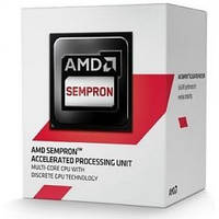 Процессор AMD Sempron X4 3850 AM1 BOX (SD3850JAHMBOX)