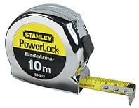 "Рулетка 5м х 25мм ""MICRO POWERLOCK"" с армированной лентой Stanley 0-33-514"