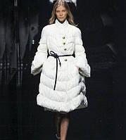 Оригинальная расклешенная женская куртка