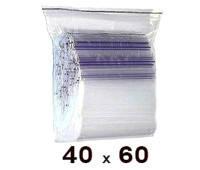 Zip Lock пакет 40 × 60