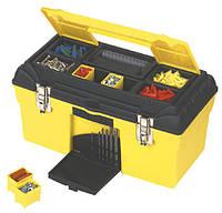Ящик инструментальный 60 см флип д/сверлStanley 1-92-056