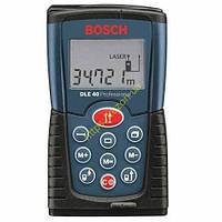 Лазерный дальномер Bosch DLE 40 Professional  (0601016300)