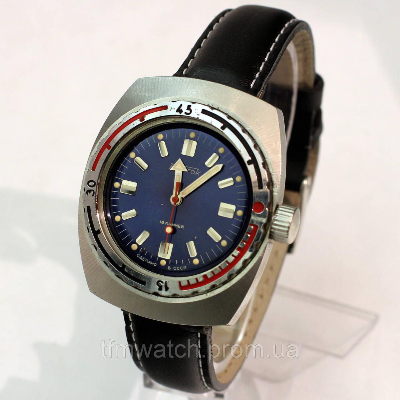 Купить старые часы амфибия самые современные наручные часы в мире