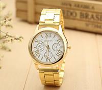 Мужские наручные часы Geneva золото