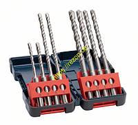 Набір свердел для перфораторів SDS-plus-3, 2607019903, Bosch