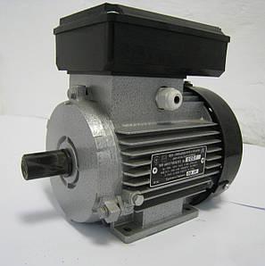 Электродвигатель однофазный 1,5 кВт 3000 об/мин