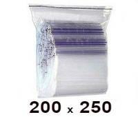200 × 250 - Пакет Zip Lock