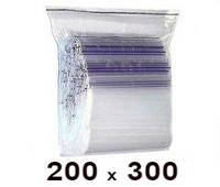 200 × 300 - Пакет Zip Lock