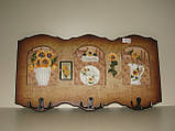 Панно з гачками, Оригінальні подарунки, Дніпропетровськ, фото 4