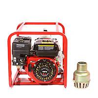 Мотопомпа бензиновая WEIMA WMPW80-26 (78м.куб/час, для грязной воды) Бесплатная доставка