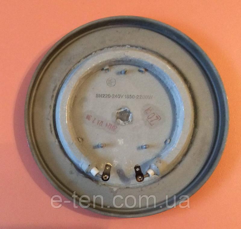 Диск №12 со встроенным ТЭНом (нагревательным элементом) 1850 - 2200W / 220-240V для электрочайника