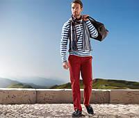 Классные мужские брюки чино от тсм Tchibo размер 48, фото 1