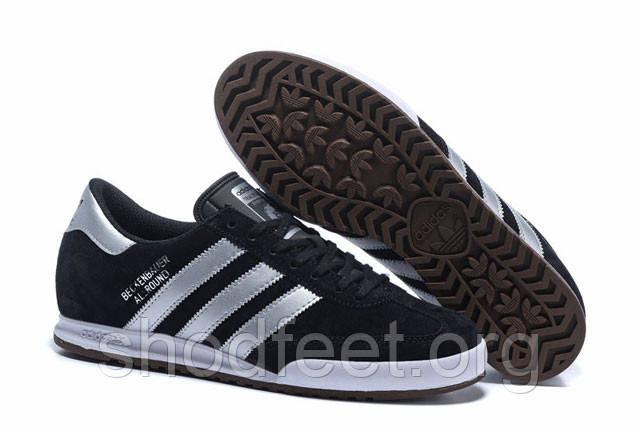 Adidas Beckenbauer Black