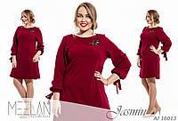 Платье женское батал АЖ16013