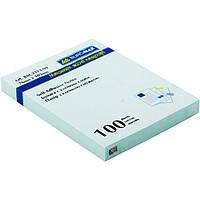 Стикеры BUROMAX 76*102 100л. 2313-99 ассорти, фото 1