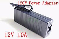 ELITE-120W 12V10A (метал) адаптер монтажный slim  .  dr