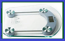 Весы напольные квадратные стеклянные 2003B до 180кг, фото 2