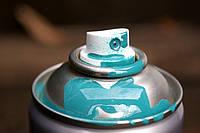NEW TON  Аэрозольная  алкидная ,RAL 5021 цвет:Морская волна
