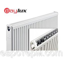 Стальной радиатор тип 22 500*500 боковое подключением daylux