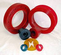 Полиуретановые манжеты, кольца и уплотнения