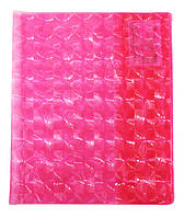 Обложка для тетрадей и дневников, неон 3D, 208*345мм, 200мкм, Tascom