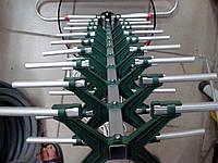 Телевизионная антенна с электроприводом поворотная
