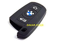 Силиконовый чехол для ключа BMW 967