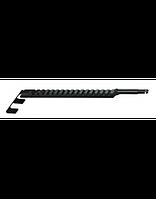 Планка на крышку ствольной коробки RedHeat Змей тип - Пикатини, сплав Д16Т (16 шагов) для АК/Сайга/Вепрь