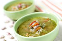 Готовим в мультиварках ves electric супы, обычные и кремовые.