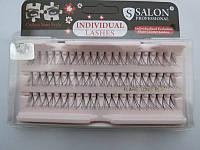 Ресницы Salon professional пучковые, длинные (long)