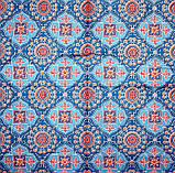 Салфетки декупажные Синий орнамент 1937, фото 2